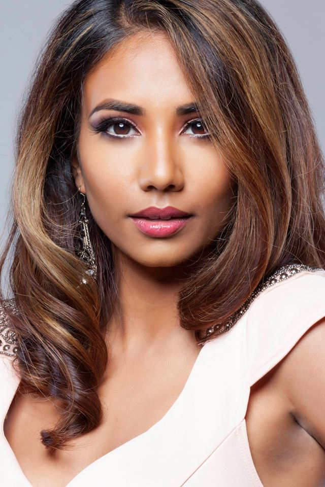Yashvi Aware wins Miss Earth United States 2018