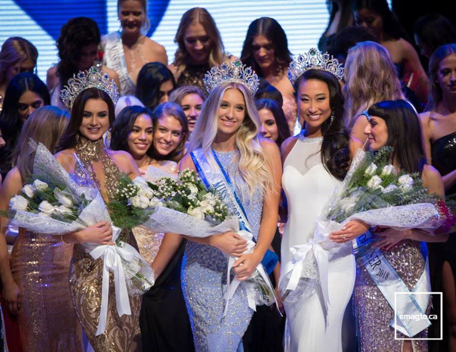 Hanna Berkovic wins Miss World Canada 2018