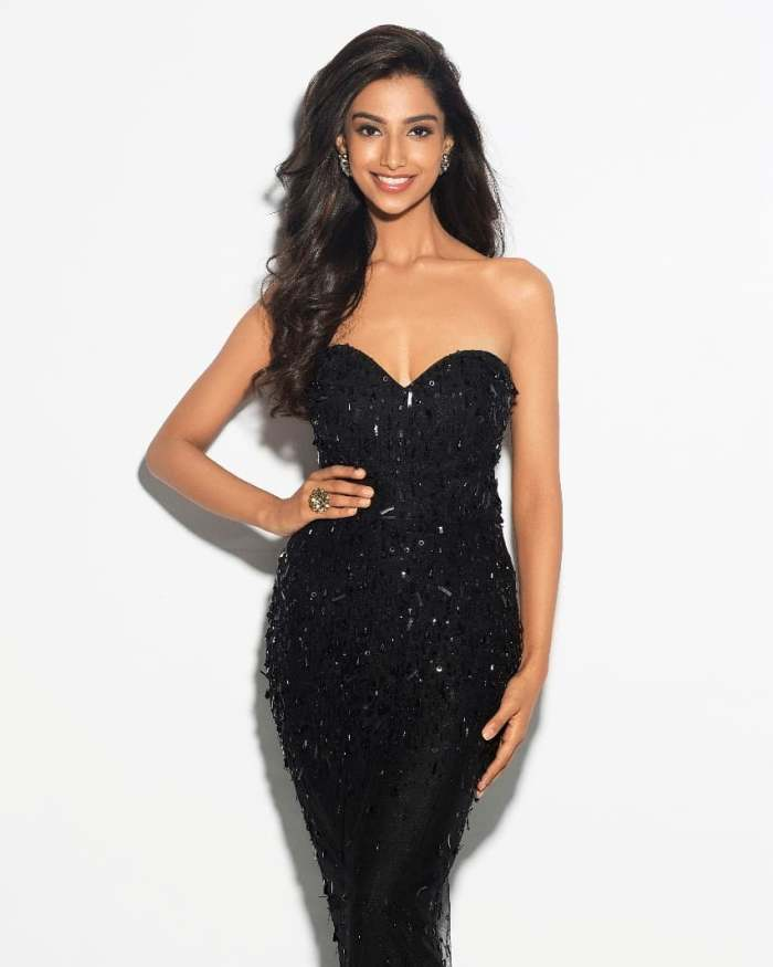 Meenakshi Chaudhary is Miss Grand India 2018