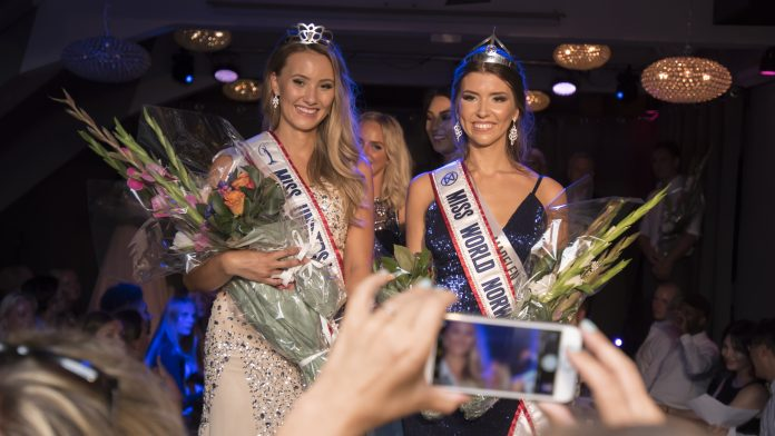 Miss Universe Norway 2018 and Miss World Norway 2018