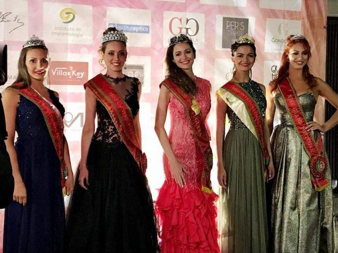 Carla Rodriguez wins Miss Portuguesa 2018