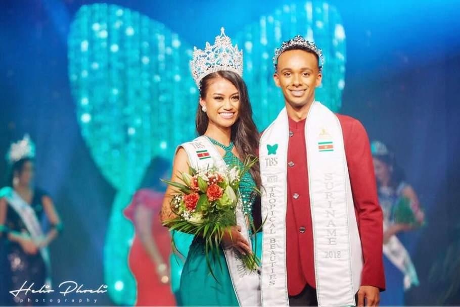 Meet the winners of Tropical Beauties Suriname 2018