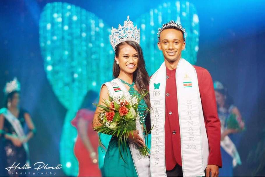 Meet the winners of Tropical Beauties Suriname 2018