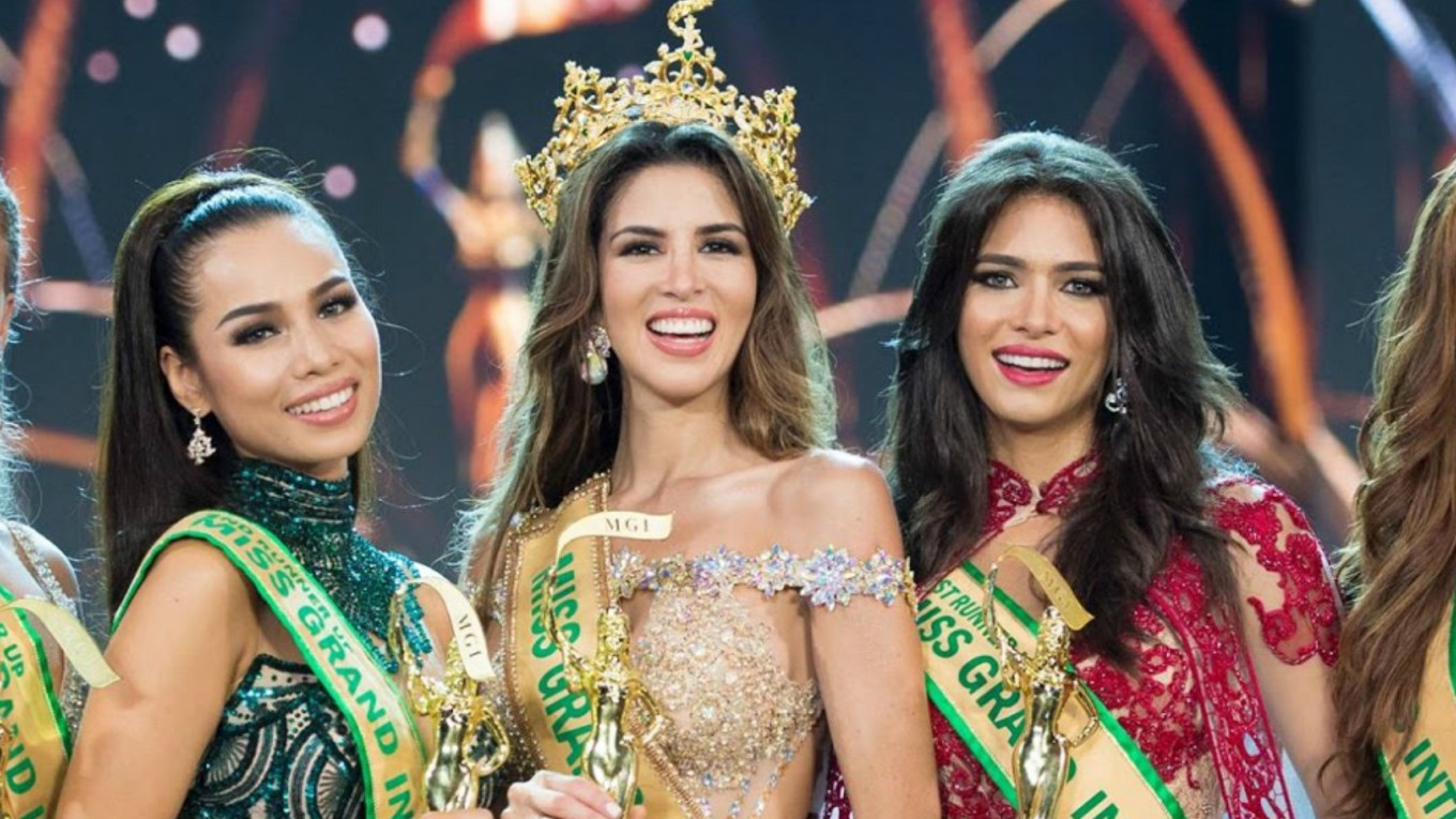 Miss Grand International 2018 Contestants