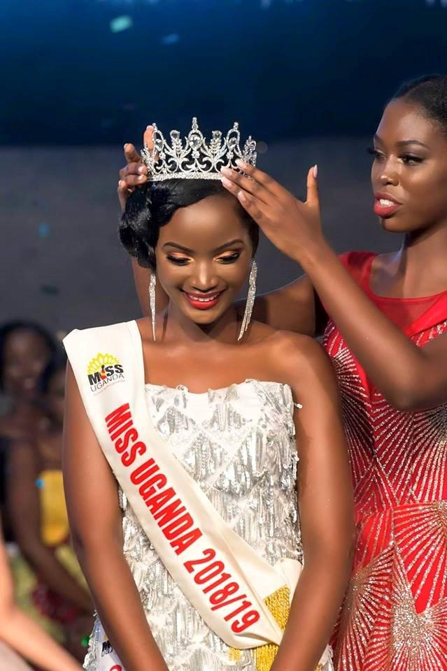 Quiin Abenakyo wins Miss Uganda 2018