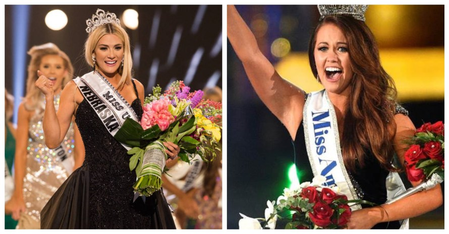 Should Miss America merge with Miss USA?