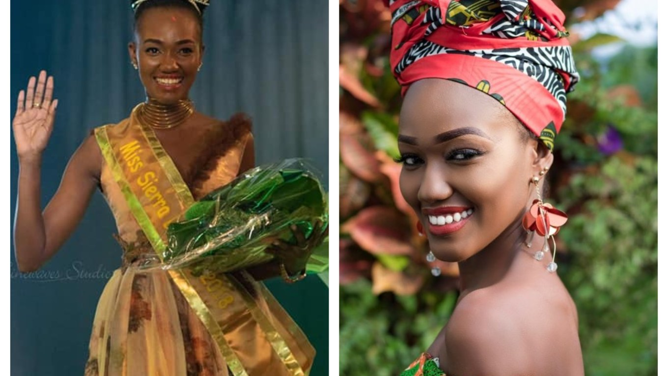 Sarah Laura Tucker crowned as Miss Sierra Leone 2018