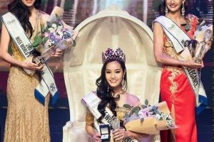 Larissa Ping crowned as Miss World Malaysia 2018