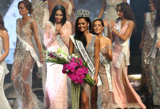 Kiara Ortega crowned as Miss Universe Puerto Rico
