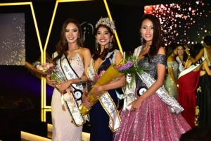 Zahra Khanum crowned Miss Universe Singapore 2018