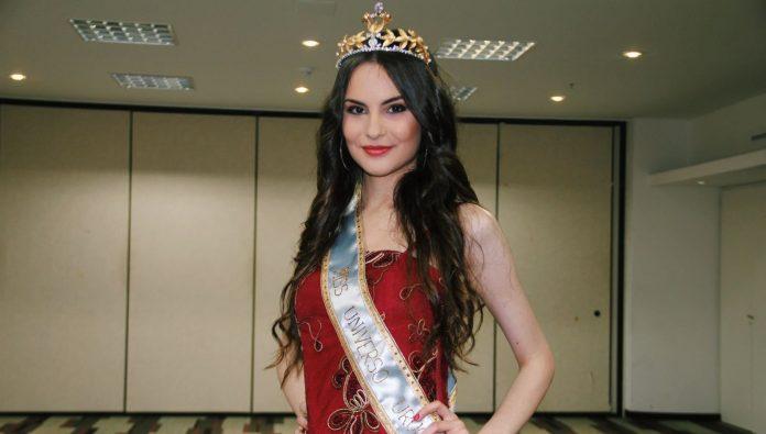 Sofia Marrero crowned Miss Universe Uruguay 2018