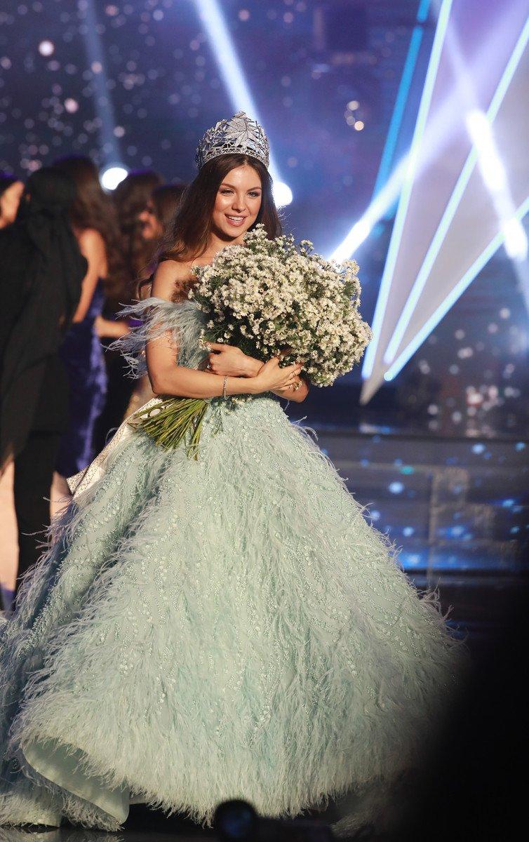 Maya Reaidy wins Miss Lebanon 2018