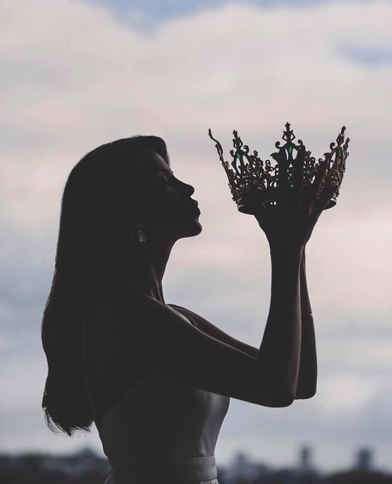 Maria Jose Lora,Miss Grand International 2017 from Peru will crown her successor tomorrow