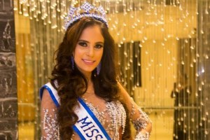 Keila Rodas is Miss World Guatemala 2019