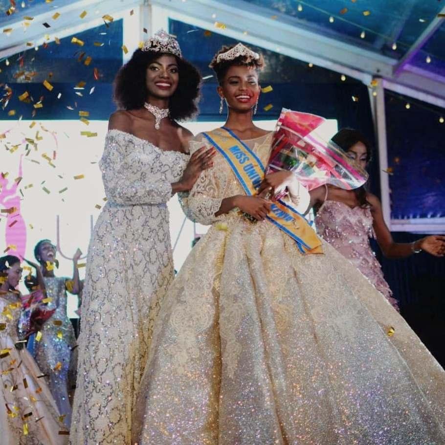 Wabaiya Kariuki crowned as Miss Universe Kenya 2018