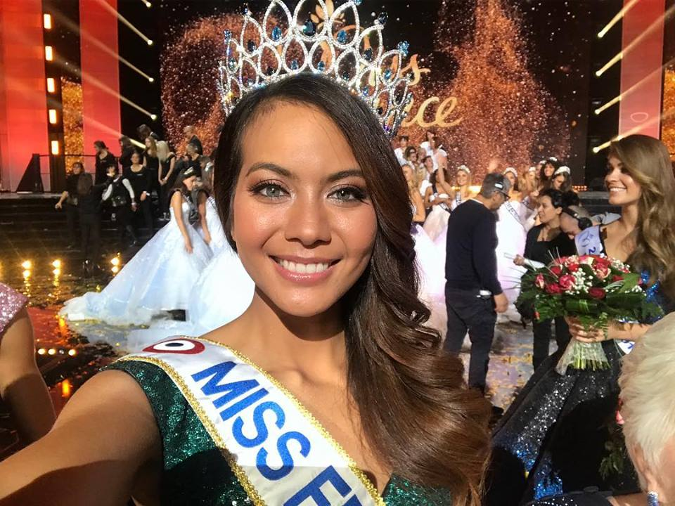 vaimalama chaves crowned as miss france 2019 the great. Black Bedroom Furniture Sets. Home Design Ideas