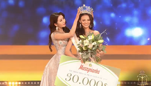 Valeria Vázquez from Puerto Rico crowned as Miss Supranational 2018