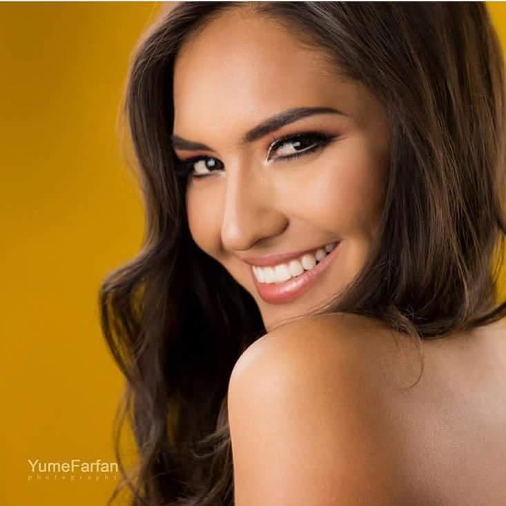 Miss Universe Peru, Romina Lozano