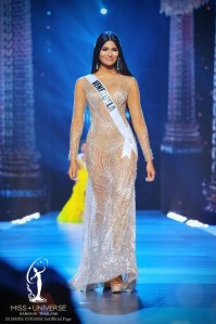Miss Universe 2018 Evening Gown Pictures