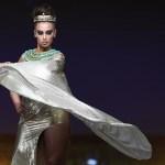 Miss Universe Egypt,Nariman Khaled during the national costume presentation