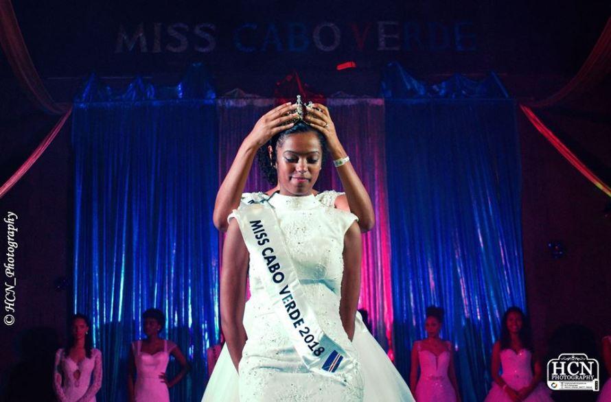 Joyce Delgado crowned as Miss Cape Verde 2018