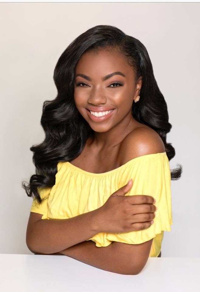Miss Teen USA 2019 Contestants,Delaware Myah Rosa Scott
