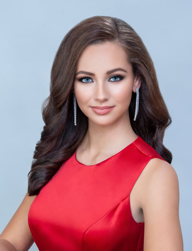 Miss Teen USA 2019 Contestants, Maine Mara Carpenter