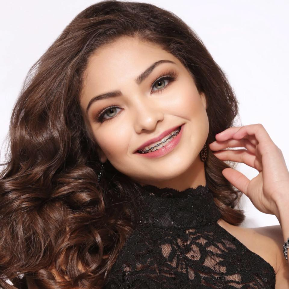 Miss Teen USA 2019 Contestants, New Mexico Angela Nañez