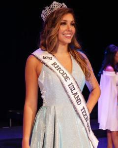 Miss Teen USA 2019 Contestants, Rhode Island Olivia Volpe