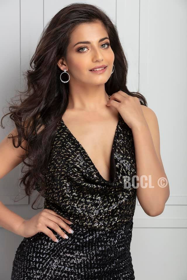 Sanjana Vij will represent Telangana at Femina Miss India 2019