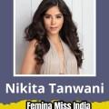 Nikita Tanwani will represent Andhra Pradesh at Femina Miss India 2019