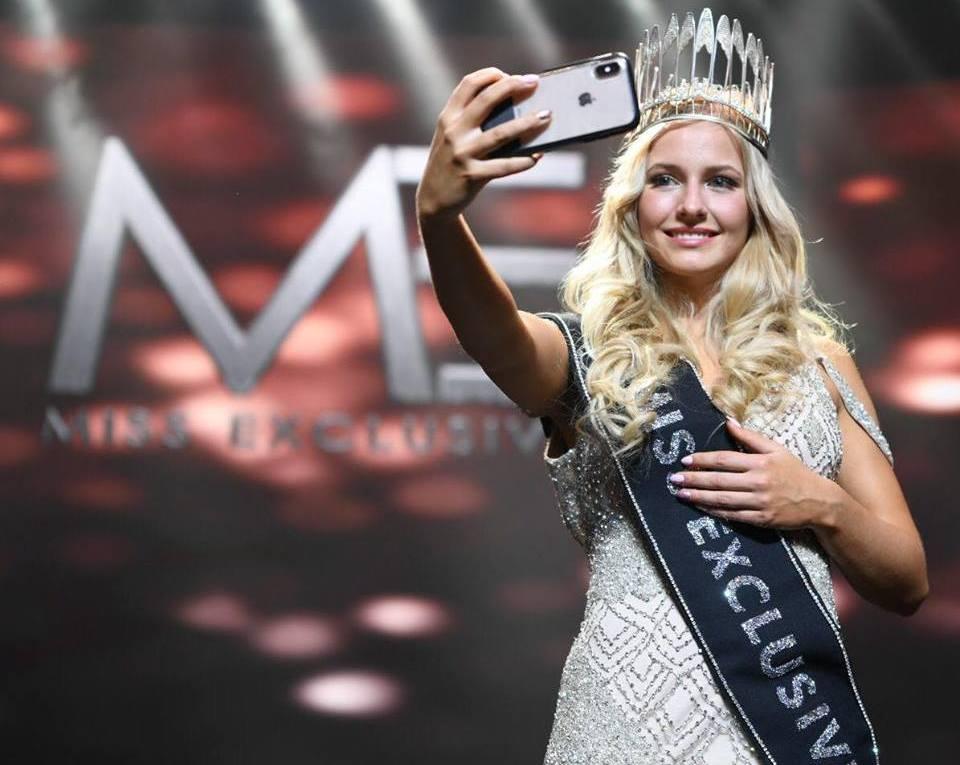 Caro Van Gorp crowned as Miss Earth Belgium 2019
