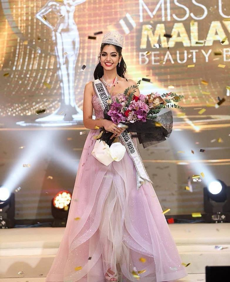 Shweta Sekhon will represent Malaysia at Miss Universe 2019 pageant
