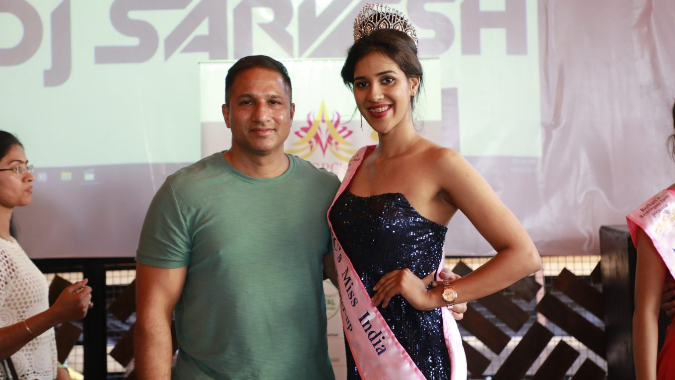 Ritika Raghav from Kochi crowned as TGPC's Miss India Season-6 First Runner-up