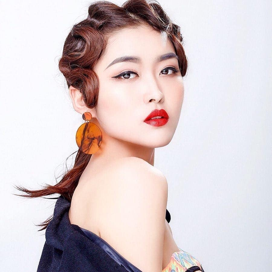 Rosie Zhu Xin will represent China at Miss Universe 2019