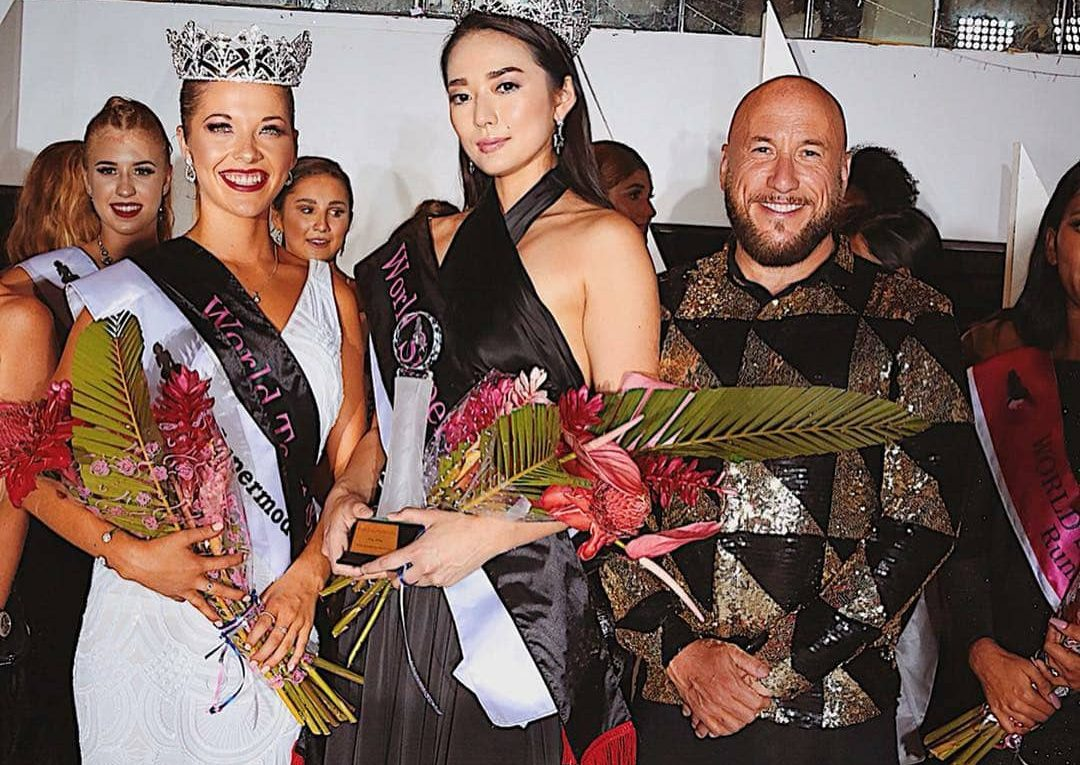 Yuiko Taguchi from Japan crowned as World Supermodel 2019