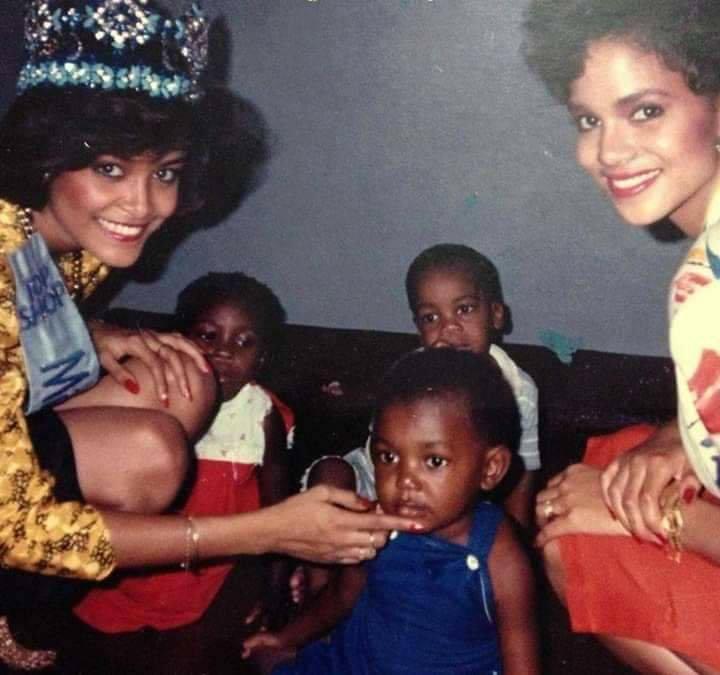 Miss World 1986