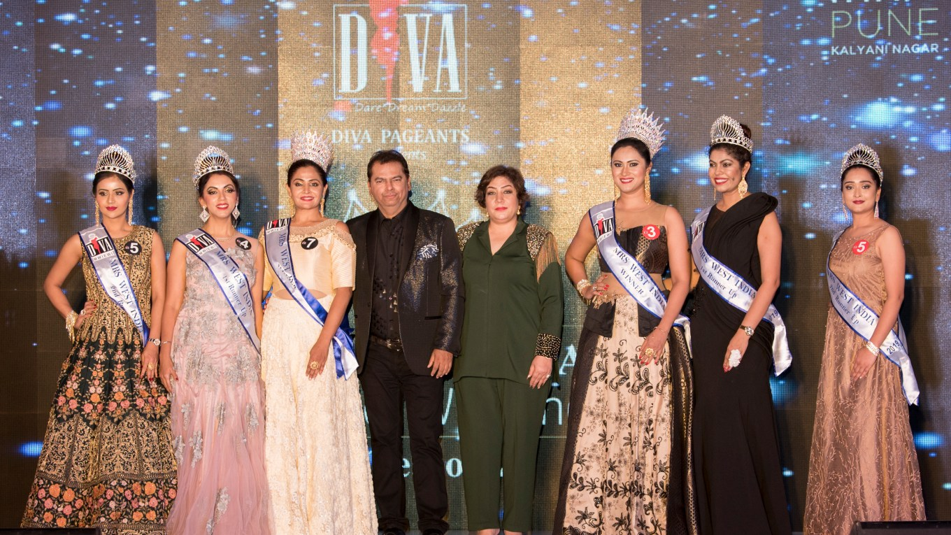 Mrs West India - Empress of West India 2019: Meet the winners