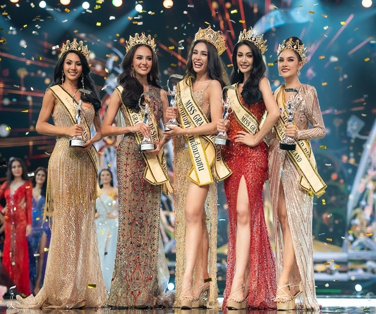 Arayha Suparurk crowned as Miss Grand Thailand 2019