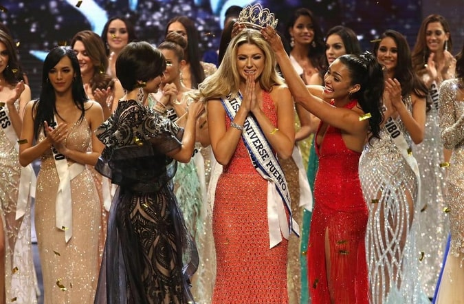 Madison Anderson Berríos crowned Miss Universe Puerto Rico 2019