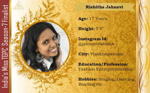 Rishitha Jahnavi