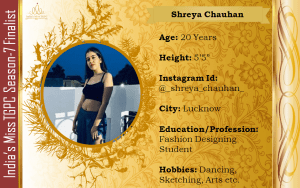 Shreya Chauhan