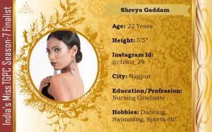 Shreya Gaddam