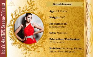 Sonal Saxena
