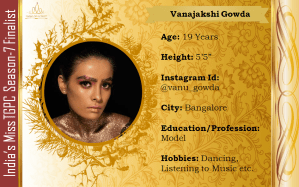 Vanajakshi Gowda