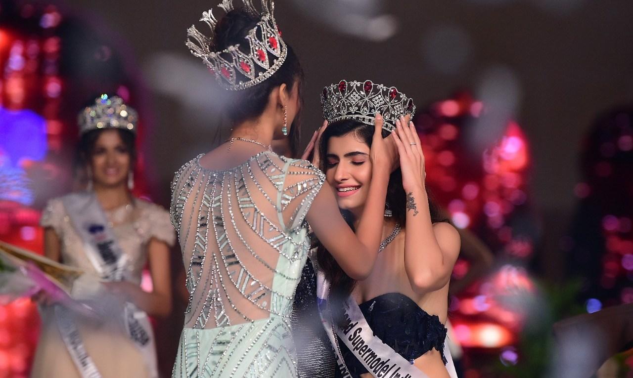 Simrithi Bathija is Miss India International 2019