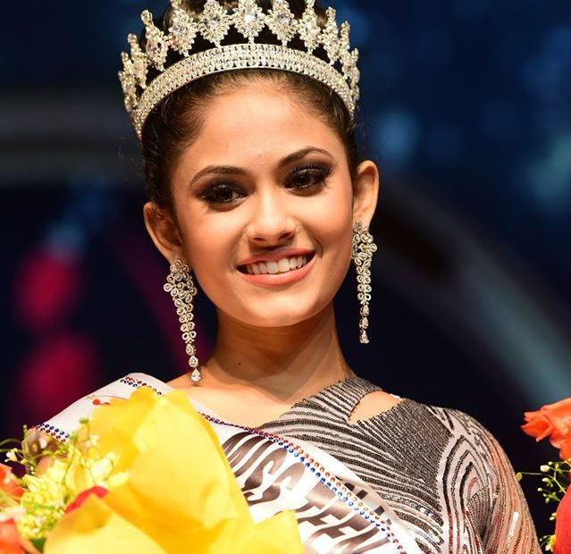 India's Aayushi Dholakia Wins Miss Teen International 2019