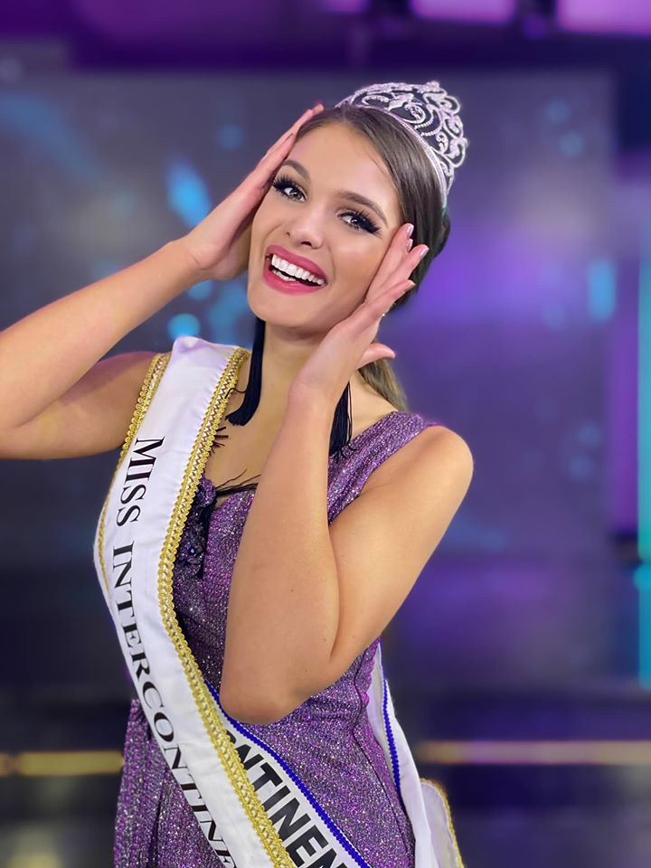 Fanni Miko from Hungary crowned as Miss Intercontinental 2019
