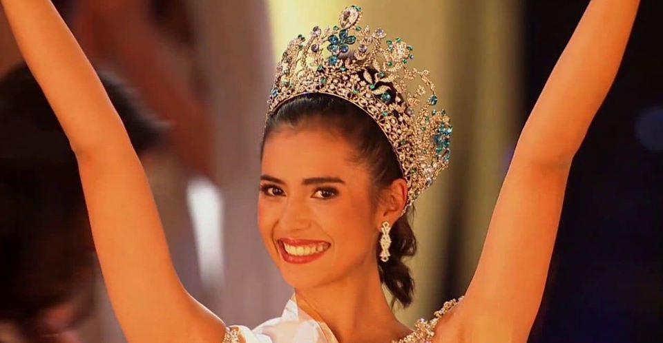 Anntonia Porsild from Thailand wins Miss Supranational 2019