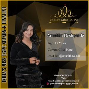 Anushka Deshpande